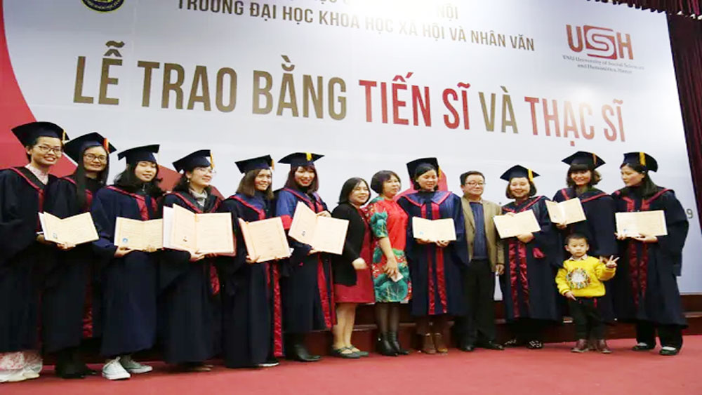 ĐH Quốc gia Hà Nội, dự kiến, sinh viên năm thứ 3, học thêm chương trình thạc sĩ