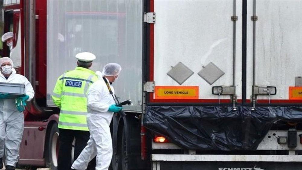Cảnh sát Anh, thông tin, công bố danh tính 39 nạn nhân