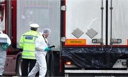 Cảnh sát Anh thông tin về việc công bố danh tính 39 nạn nhân