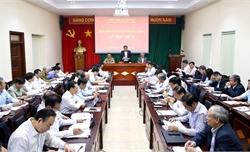 Kỳ họp thứ 11 Hội đồng Lý luận Trung ương nhiệm kỳ 2016-2021