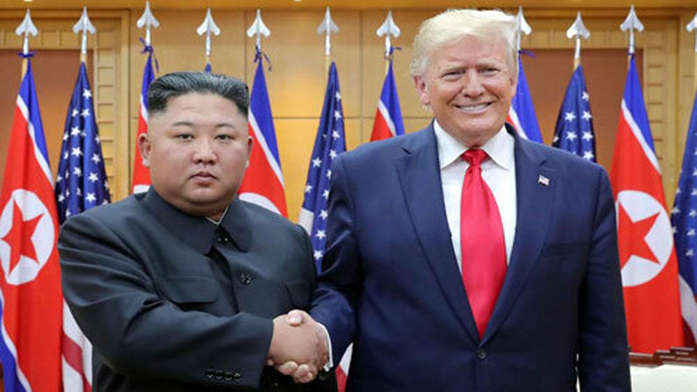 Đồn đoán, khả năng, Tổng thống Mỹ , gặp nhà lãnh đạo Triều Tiên tại Nga