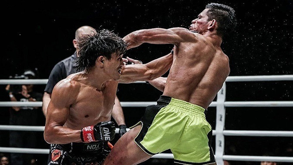 Martial arts, ONE Championship, HCMC, popular martial arts contest, Muay Thai warrior, Nguyen Tran Duy Nhat