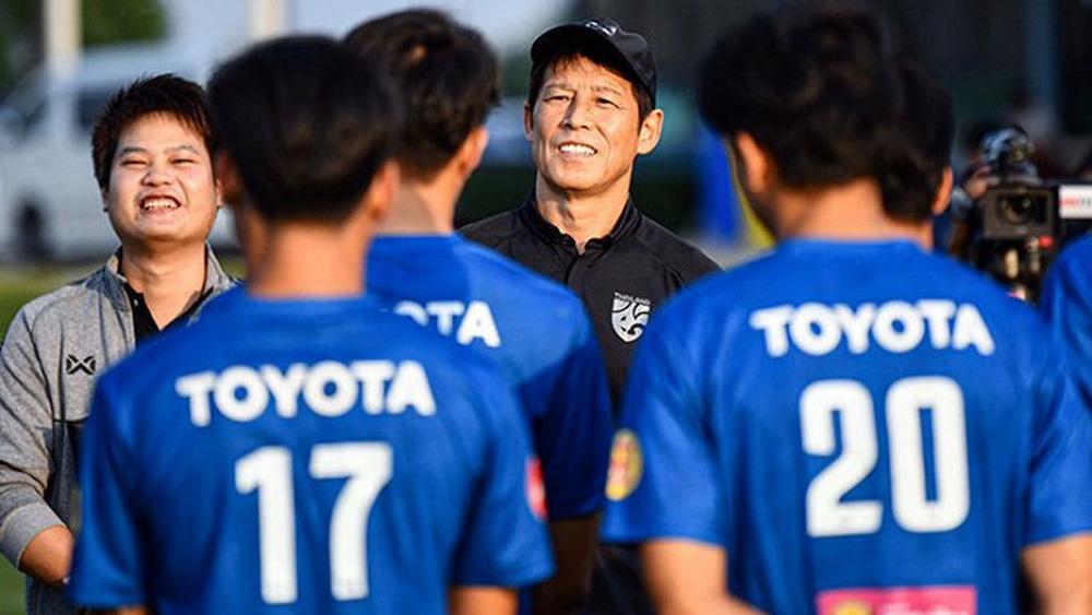 Thái Lan, akira nishino, World Cup 2022, Liên đoàn bóng đá Thái Lan, FAT