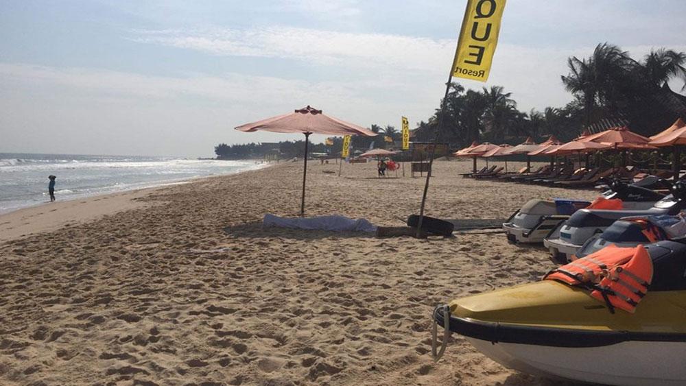 3 du khách nước ngoài, đuối nước, biển Phan Thiết, 1 người tử vong