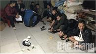 Bắc Giang: Khởi tố 11 đối tượng về hành vi đánh bạc