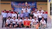 Yên Dũng (Bắc Giang): Bế mạc giải bóng đá thanh niên tranh cúp Phát thanh-Truyền hình huyện