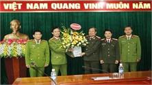 Bộ Công an khen thưởng Ban Chuyên án 919B