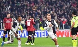 Dybala giúp Juventus thắng Milan