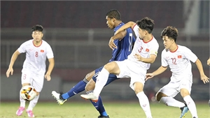 U19 Việt Nam thủ hòa U19 Nhật Bản, gián tiếp loại U19 Trung Quốc