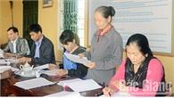 Sinh hoạt chuyên đề ở Đảng bộ huyện Tân Yên: Sát thực tiễn, tăng hiệu quả lãnh đạo