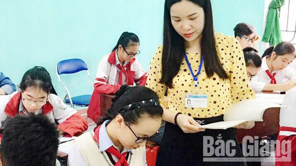 Bước tiến về chất lượng ở Trường THCS Hoàng Hoa Thám