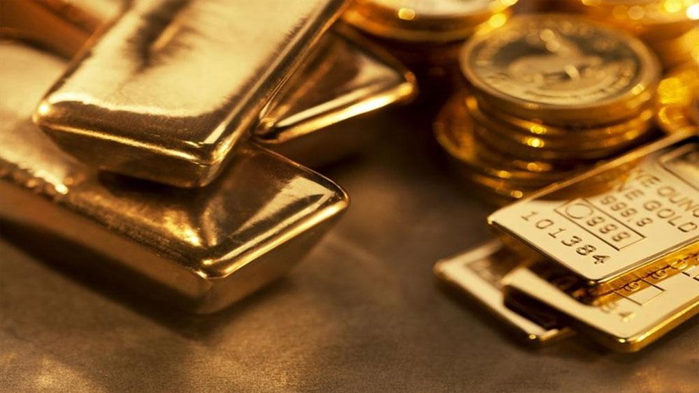 Giá vàng, bốc hơi, 600 nghìn/lượng, trong 1 tuần, xả hàng