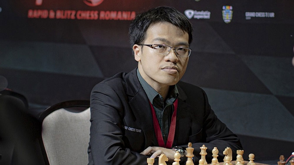 Quang Liem impressive in blitz chess at Romania Grand Tour