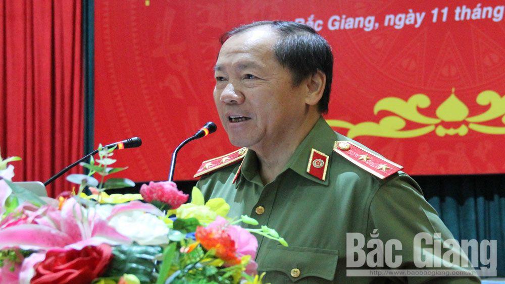 Bắc Giang; Đảng ủy Các cơ quan tỉnh; thông tin chuyên đề; cách mạng 4.0.