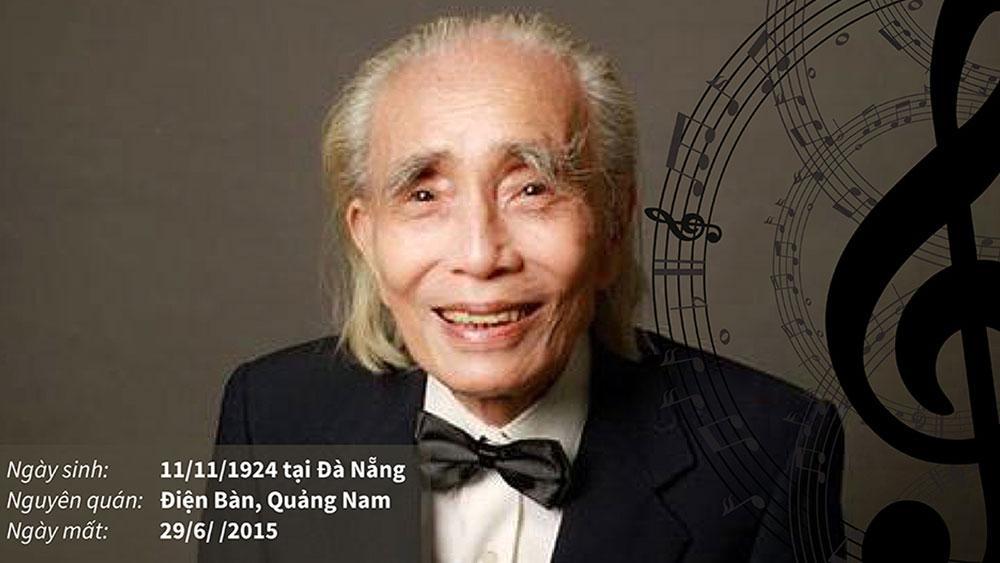 """Phan Huỳnh Điểu - """"Con chim vàng của nền âm nhạc Việt Nam"""""""