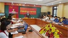 Đề nghị kỷ luật nguyên Giám đốc Sở Nội vụ Thái Nguyên
