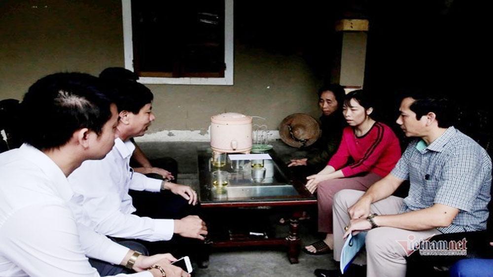 Vụ 39 người chết trong container, 7 gia đình ở Hà Tĩnh, đồng ý nhận tro cốt