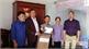 Thăm, tặng quà ba gia đình nạn nhân tai nạn giao thông tại huyện Yên Dũng