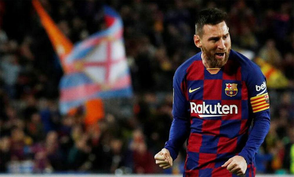 Barca, Messi, Bartomeu