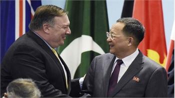 Triều Tiên hối thúc Mỹ thực thi thỏa thuận tại hội nghị thượng đỉnh Singapore