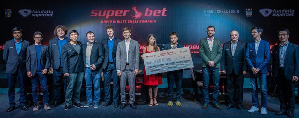 Quang Liêm, Lê Quang Liêm, cờ vua, Lê Quang Liêm giành hạng 4, Romania Grand Tour