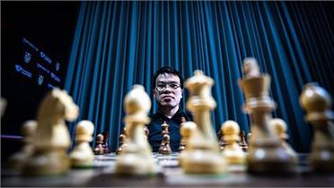 Lê Quang Liêm giành ngôi nhất cờ chớp tại giải Romania Grand Tour