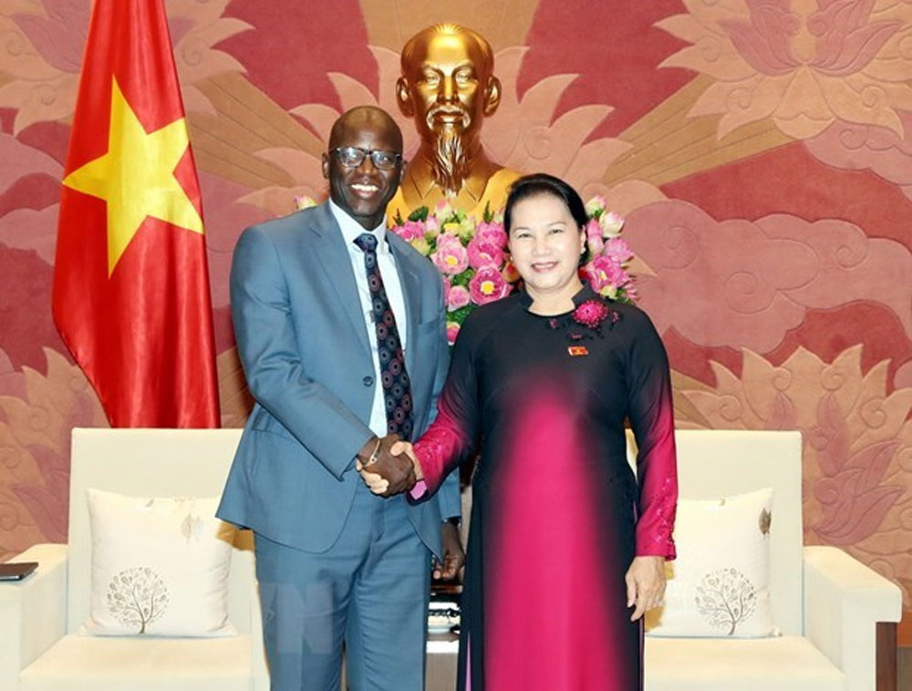 NA Chairwoman, WB, country director, Nguyen Thi Kim Ngan, comprehensive cooperation, country's development, socio-economic development, public-private partnership