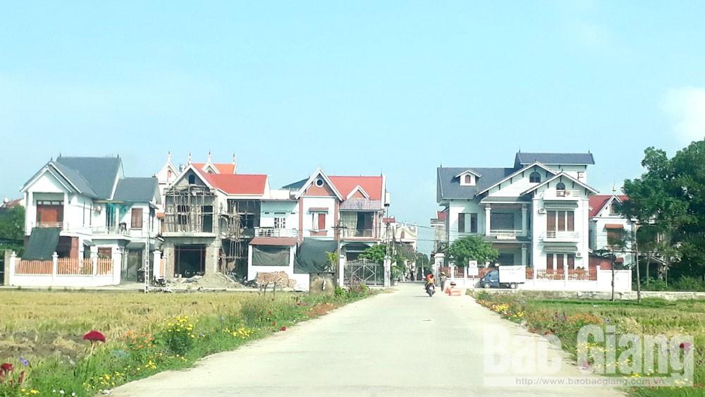 Bắc Giang,  giao thông nông thôn, phong trào, từ chủ trương đến hiện thực