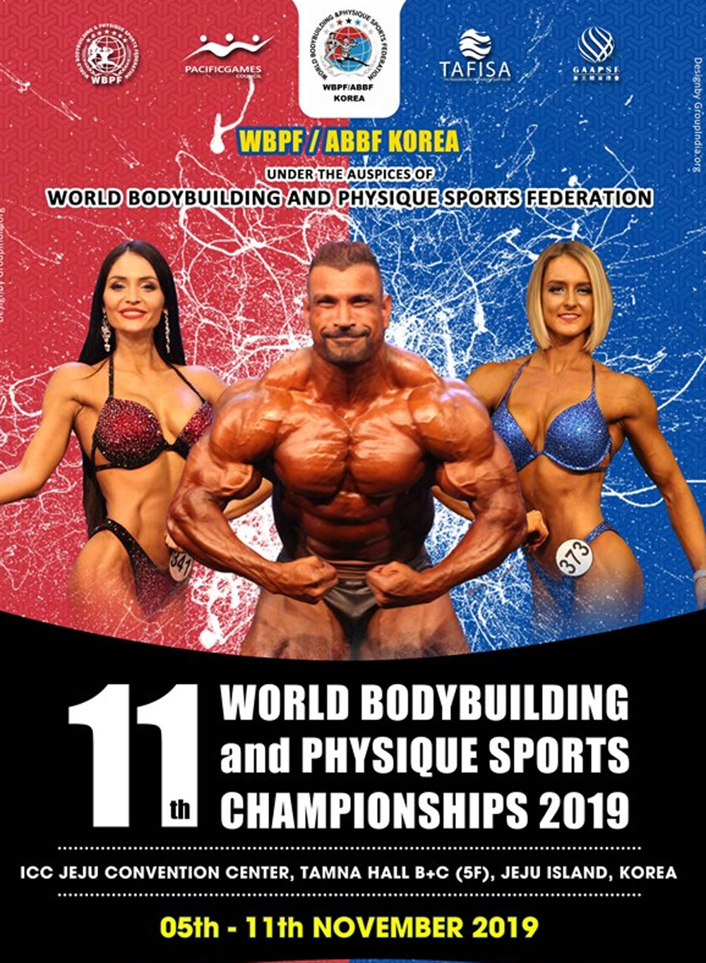 Vietnamese athletes, gold medal, world bodybuilding championships, Physique Sports Federation,  female bodybuilding