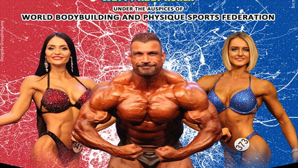 Vietnamese athletes win six golds at world bodybuilding championships