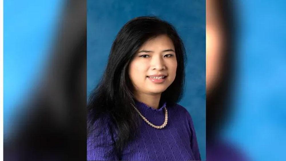 Nữ giáo sư Việt, giải khoa học Rosalind Franklin, danh giá của Anh quốc, Giáo sư Nguyễn Thị Kim Thanh