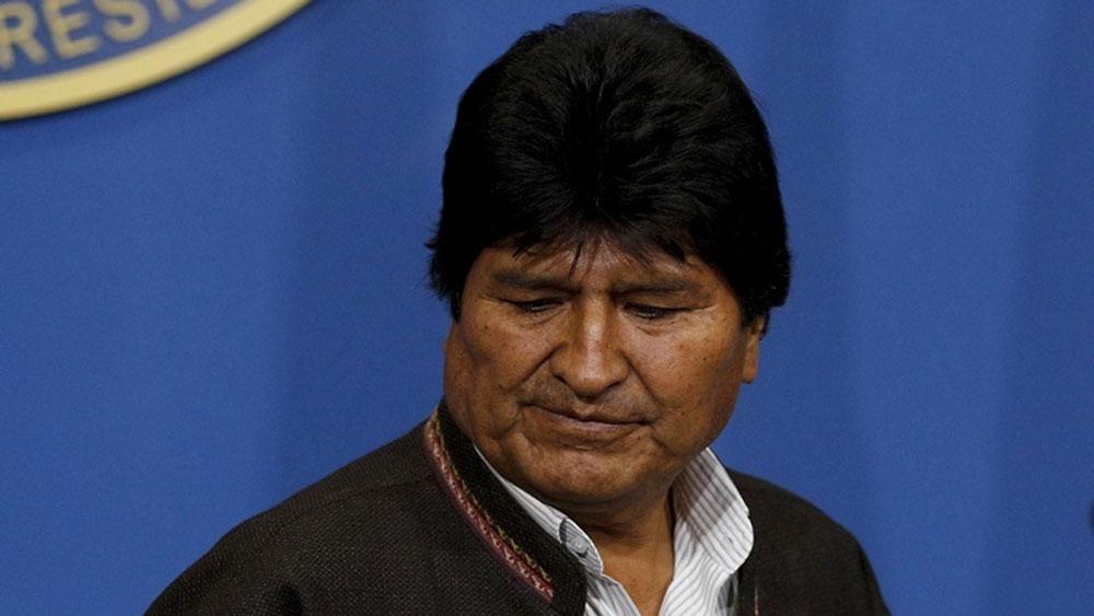 Cựu tổng thống Bolivia, xin tị nạn ở Mexico,