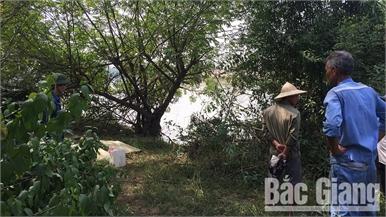 Bắc Giang: Phát hiện một thi thể trên sông Thương