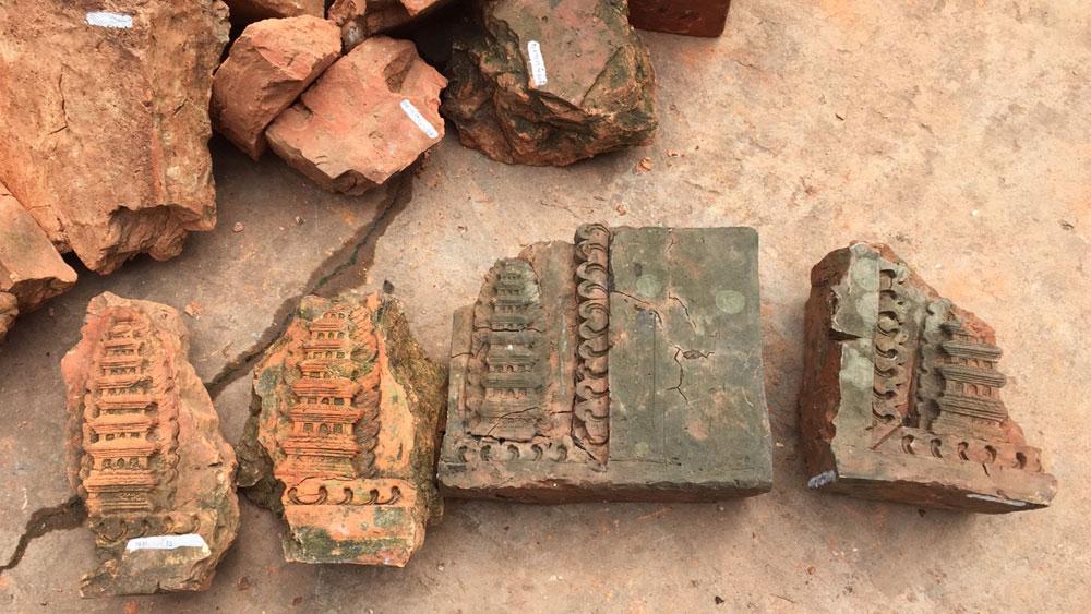 khai quật khảo cổ học, đồi Bia, xã An Thượng, Yên Thế, Bắc Giang