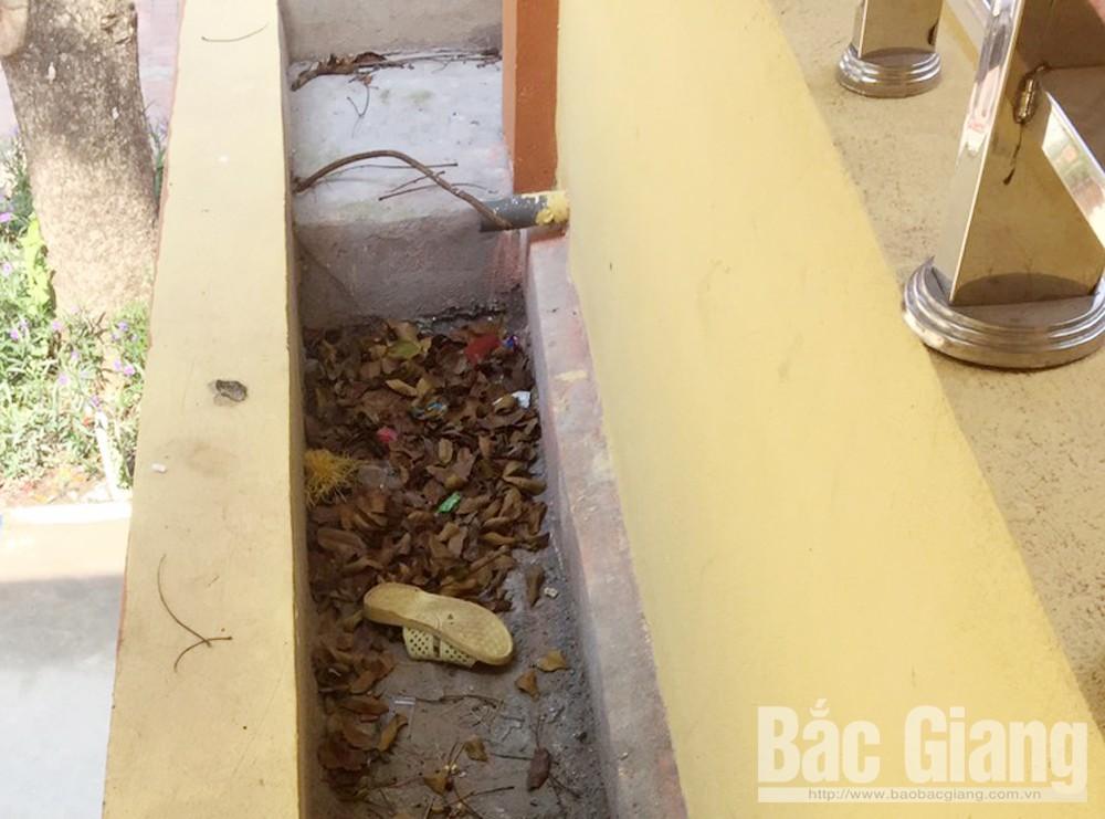 Hiệp Hòa, một học sinh tử vọng, tai nạn thương tích, trường học an toàn, THCS Hùng Sơn
