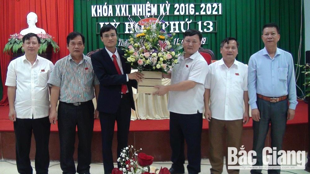 Đồng chí, Nguyễn Ngọc Sơn, Chủ tịch, Yên Thế