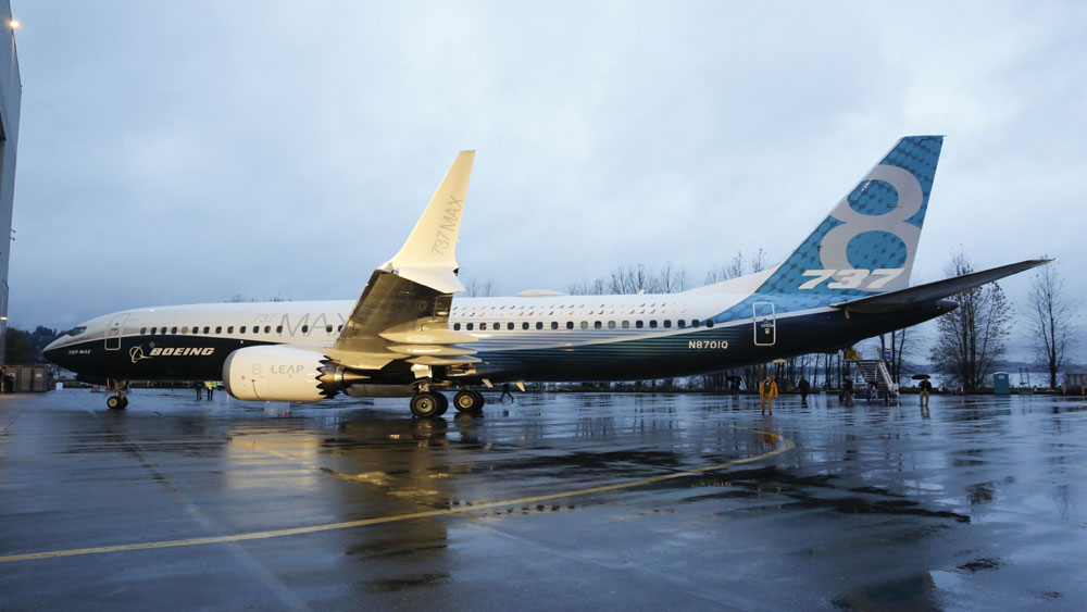 Hàn Quốc,phát hiện, 13 máy bay Boeing 737-NG, bị lỗi nứt ở phần thân