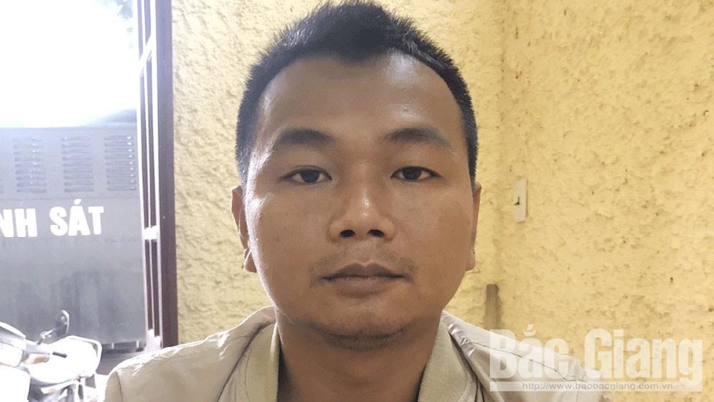 Đánh bạc, Công an thành phố Bắc Giang, Thân Văn Minh, Thân Văn Thắng.