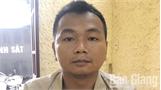Công an TP Bắc Giang bắt giữ hai đối tượng đánh bạc