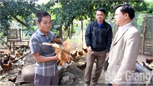 Bắc Giang: Năm 2019, tỷ lệ hộ nghèo giảm 2,24%