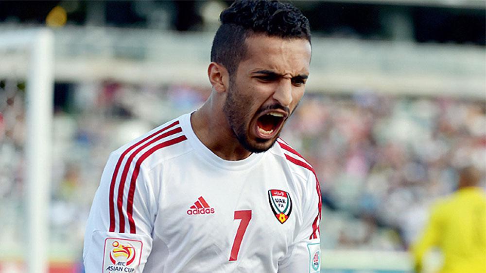 Đội tuyển UAE, Mabkhout, vòng loại World Cup, World Cup