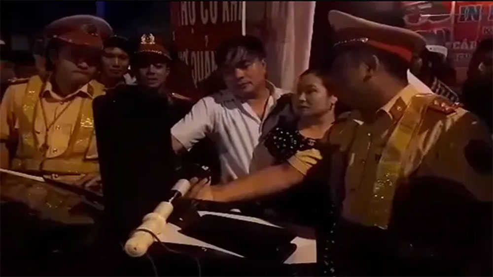 Khởi tố Chủ nhiệm Ủy ban kiểm tra ở Hà Tĩnh lái xe tông chết người