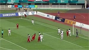 Việt Nam - UAE và bài học cần sửa chữa ở Asiad 2018