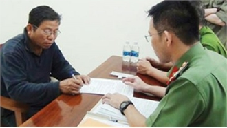 Thủ đoạn xuyên tạc vụ án Châu Văn Khảm, bôi nhọ, chống phá Nhà nước