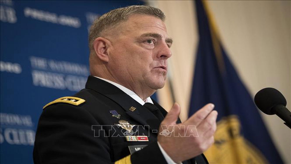 Mỹ, cam kết, huy động toàn bộ năng lực quân sự, bảo vệ Hàn Quốc