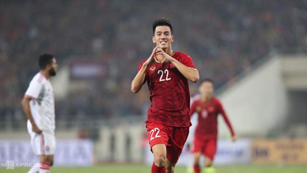 Vòng loại, World Cup 2022, Việt Nam – UAE, trận đấu bóng đá