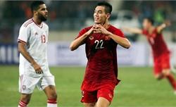 Đánh bại UAE, tuyển Việt Nam vươn lên nhất bảng G vòng loại World Cup 2022