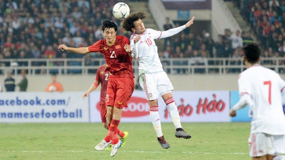 Việt Nam 1-0 UAE, clip Việt Nam 1-0 UAE, kết quả Việt Nam 1-0 UAE, tuấn anh, Việt Nam 1-0 UAE, HLV park hang seo