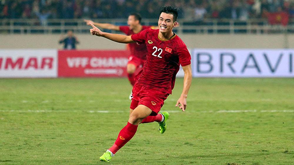 Nguyễn Tiến Linh, đội tuyển bóng đá Việt Nam, vòng loại World Cup 2022