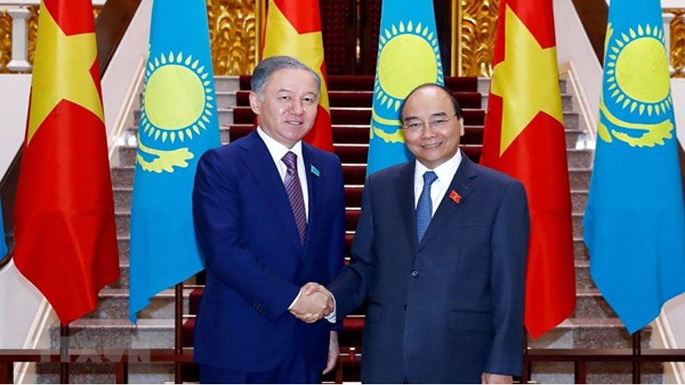 PM, Kazakhstan, lower house leader, Eurasian Economic Union, free trade agreement, business opportunities